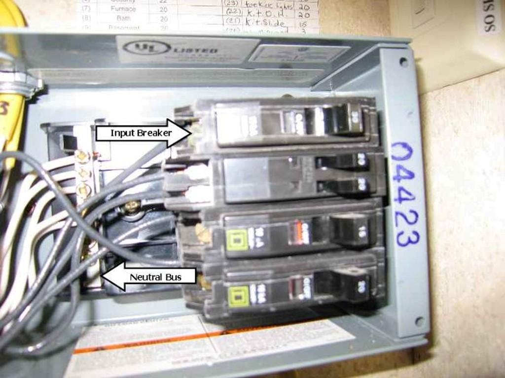 FTLS - Electrical Distribution