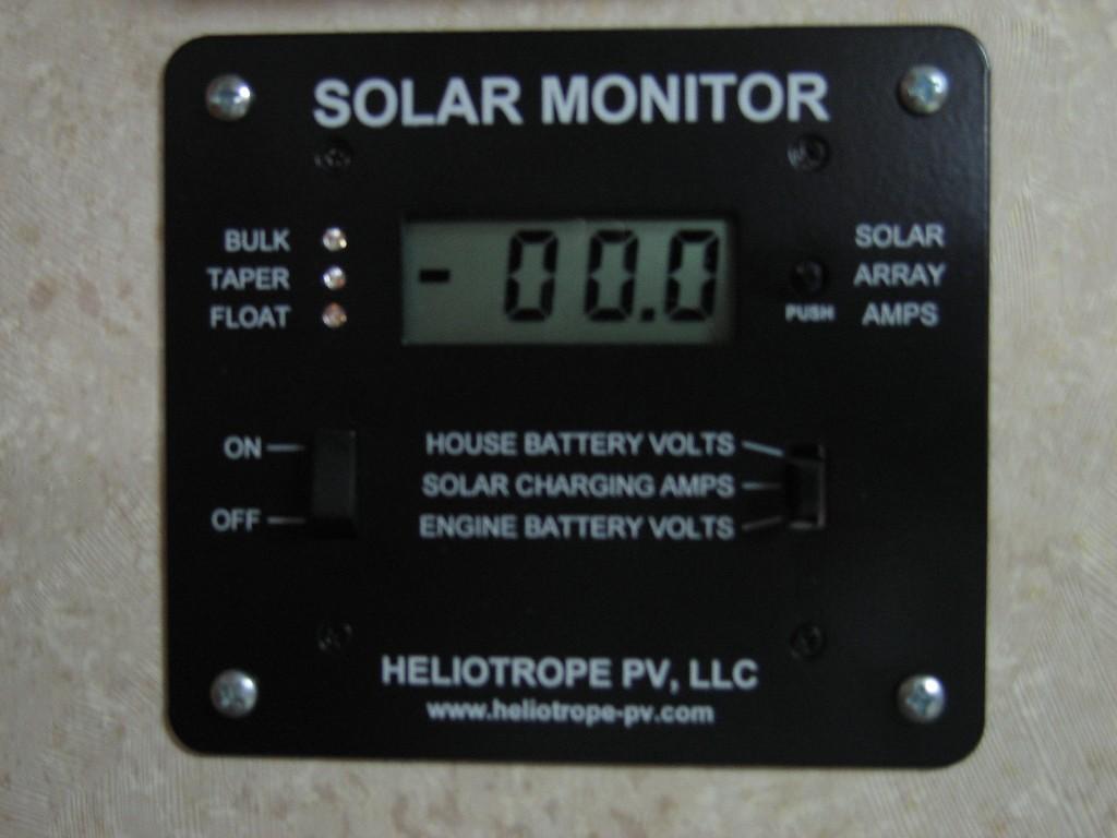 Solar Power Wiring Schematic