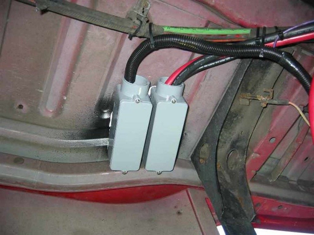 RR - Electrical Compartment
