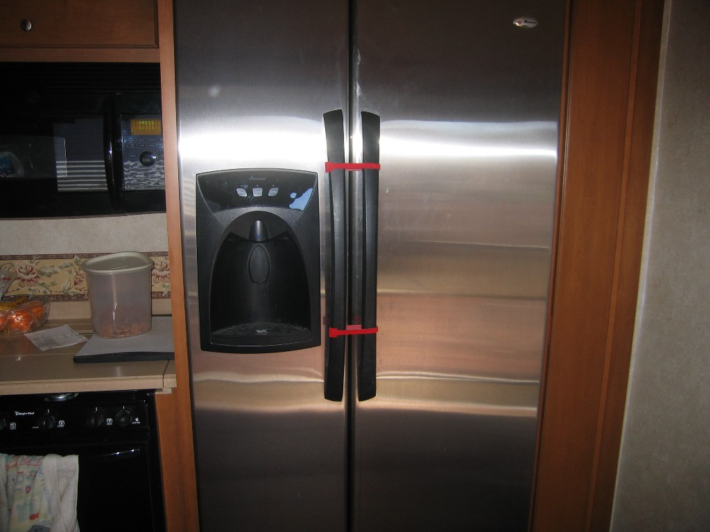 Amana Refrigerator Amana Refrigerator Handle Loose