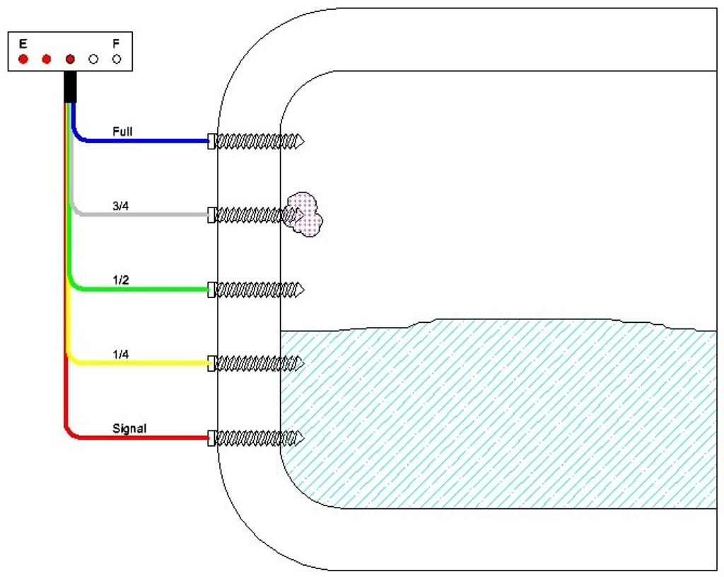 TankSensors3 tige seelevel ii tank monitor Submersible Well Pump Wiring Diagram at webbmarketing.co